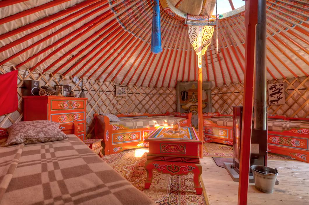 top des airbnb insolites moins de 100 la valise fleurs blog voyage. Black Bedroom Furniture Sets. Home Design Ideas