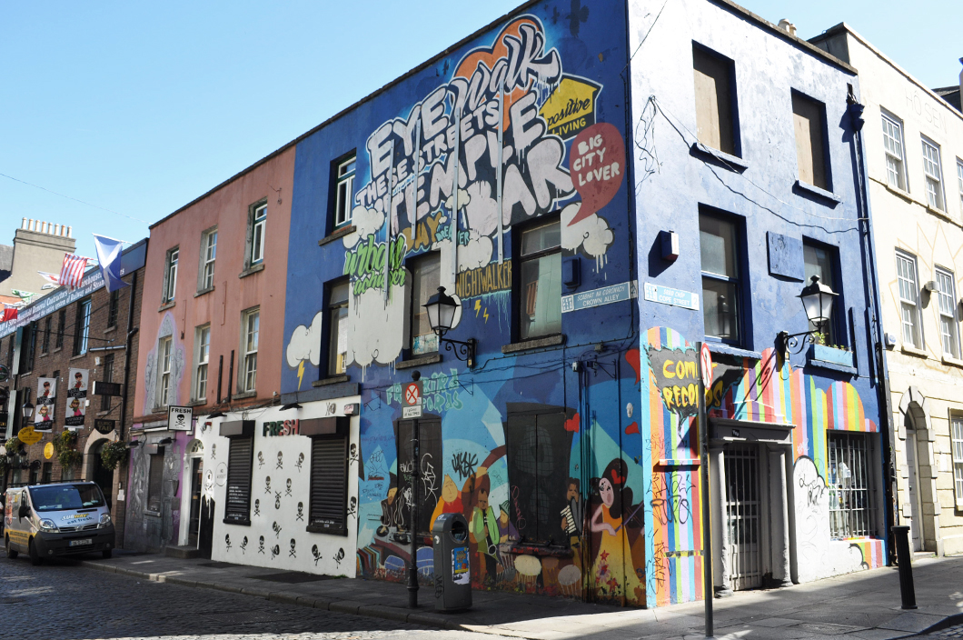 week end Dublin