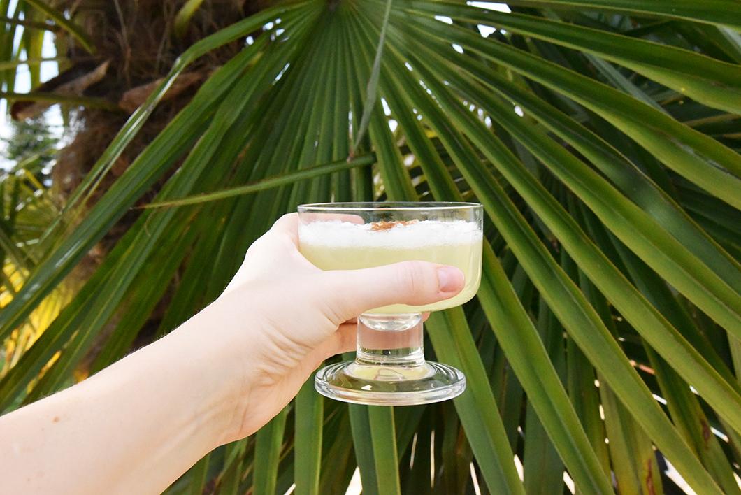 recette pisco sour cocktail péruvien