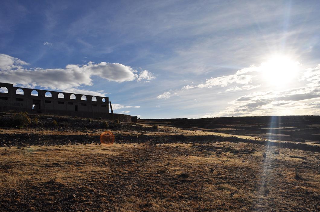 Ile d'Amantani - lac Titicaca - road trip Pérou