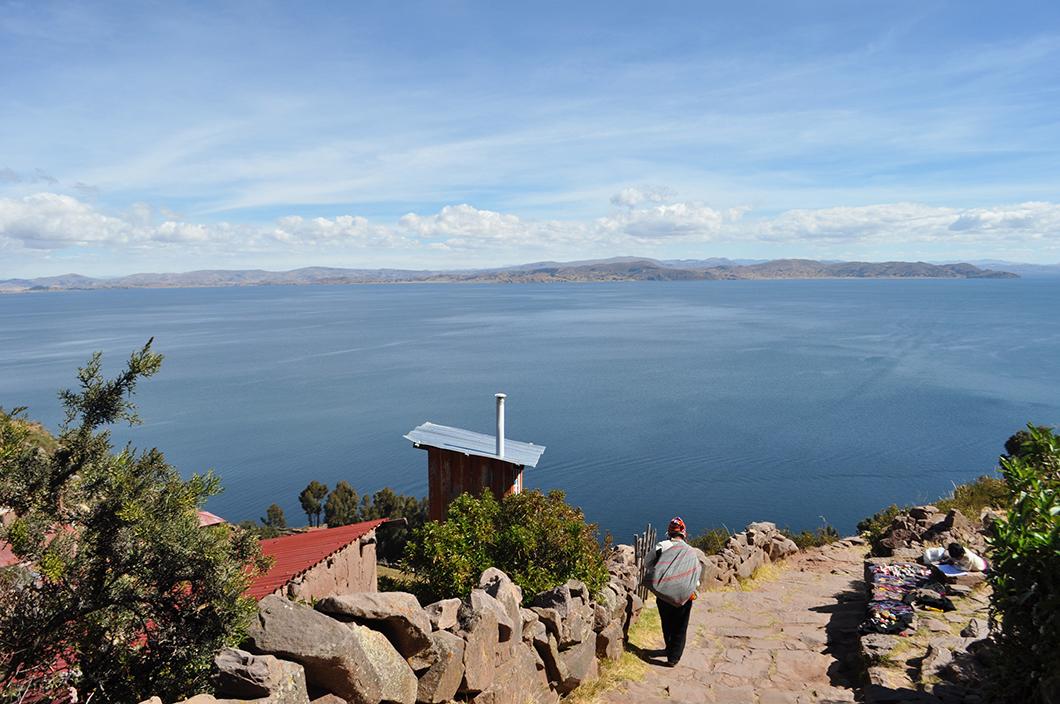 Taquile - lac Titicaca - road trip Pérou