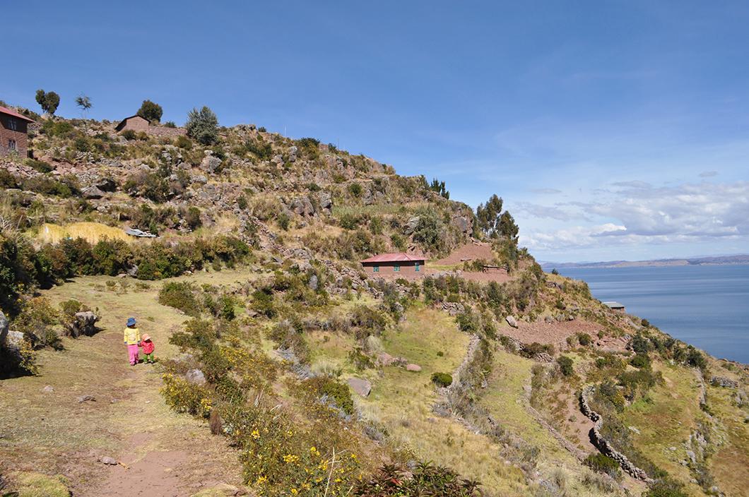 Ile Taquile - lac Titicaca - road trip Pérou