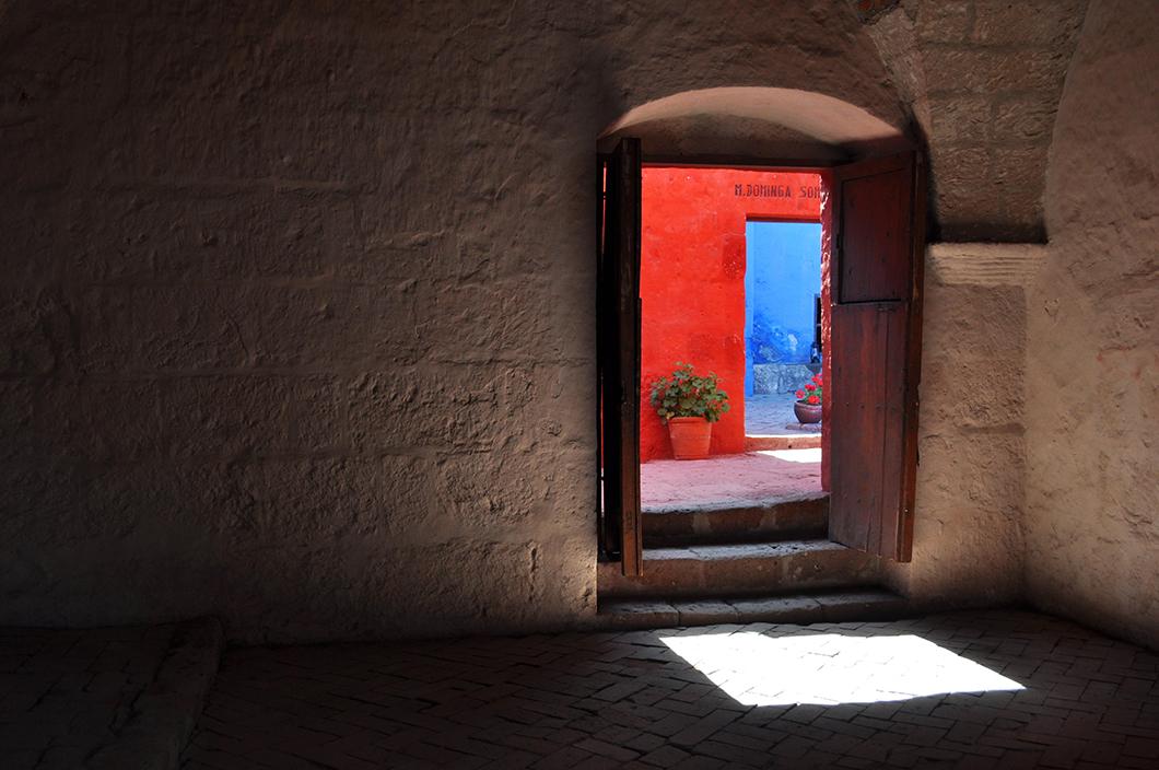 Couvent de Santa Catalina - Arequipa - Road trip au Pérou