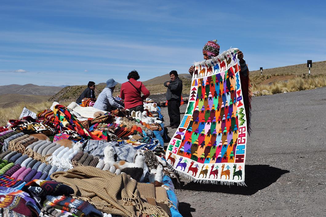 Altiplano - Road trip au Pérou