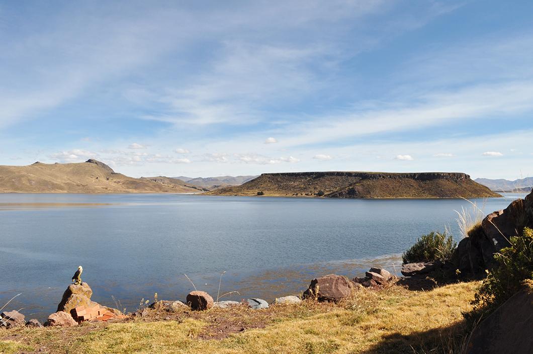 Las Chullpas Sillustani - Road trip au Pérou