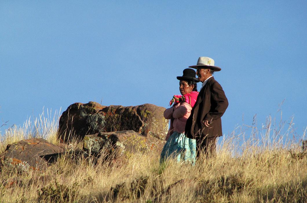 Puno Sillustani - Road trip au Pérou