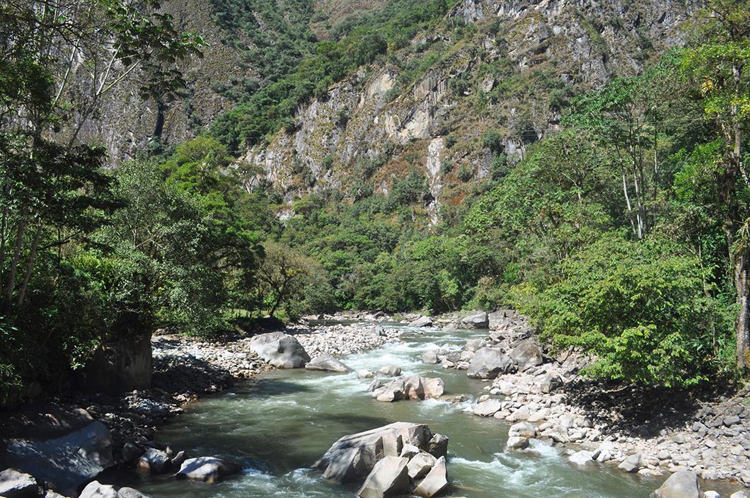 Machu Picchu - road trip Pérou