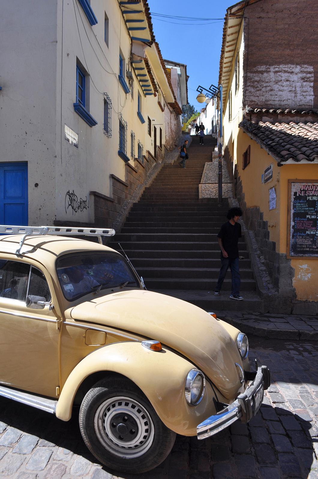 Cuzco - Road trip Pérou