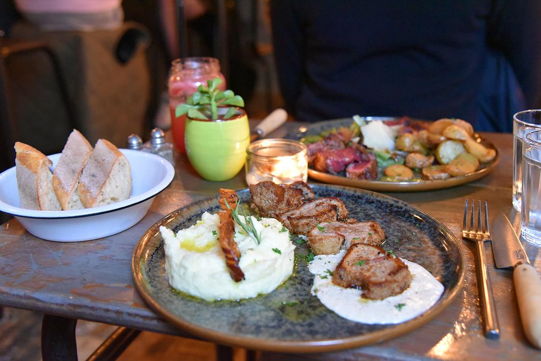 Chez Minnà - restaurant corse Paris