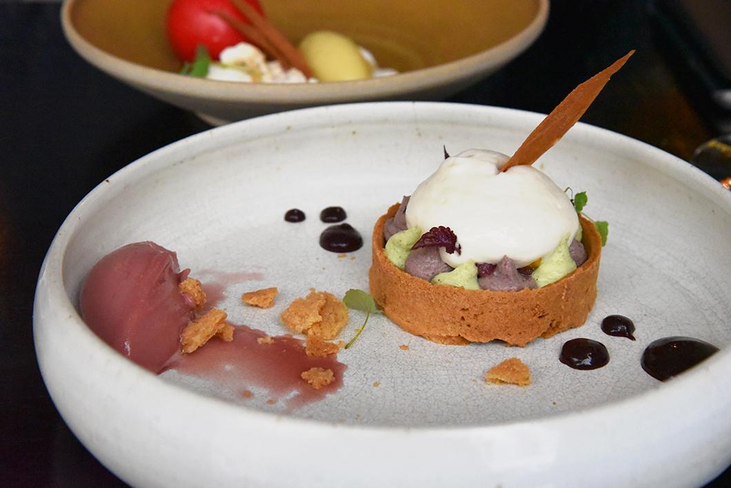 Uma - top restaurants péruviens Paris