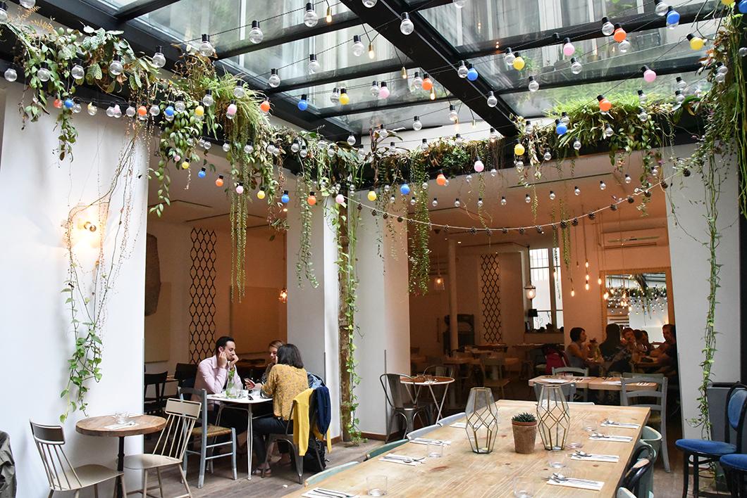 Cevicheria - top restaurants péruviens Paris