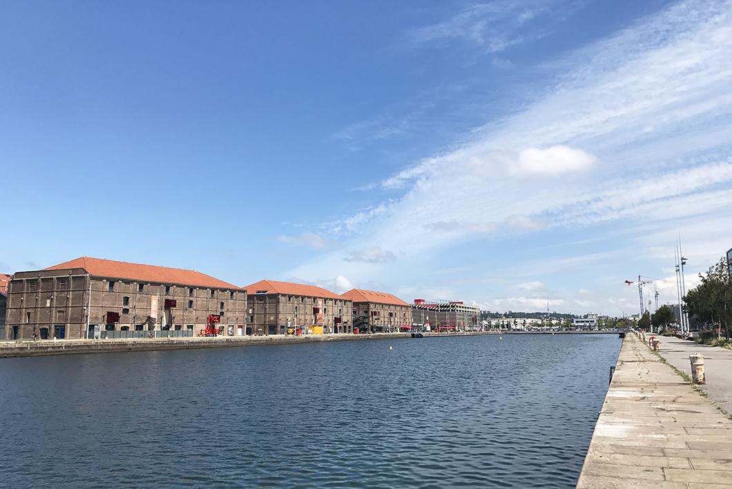 les docks - le Havre