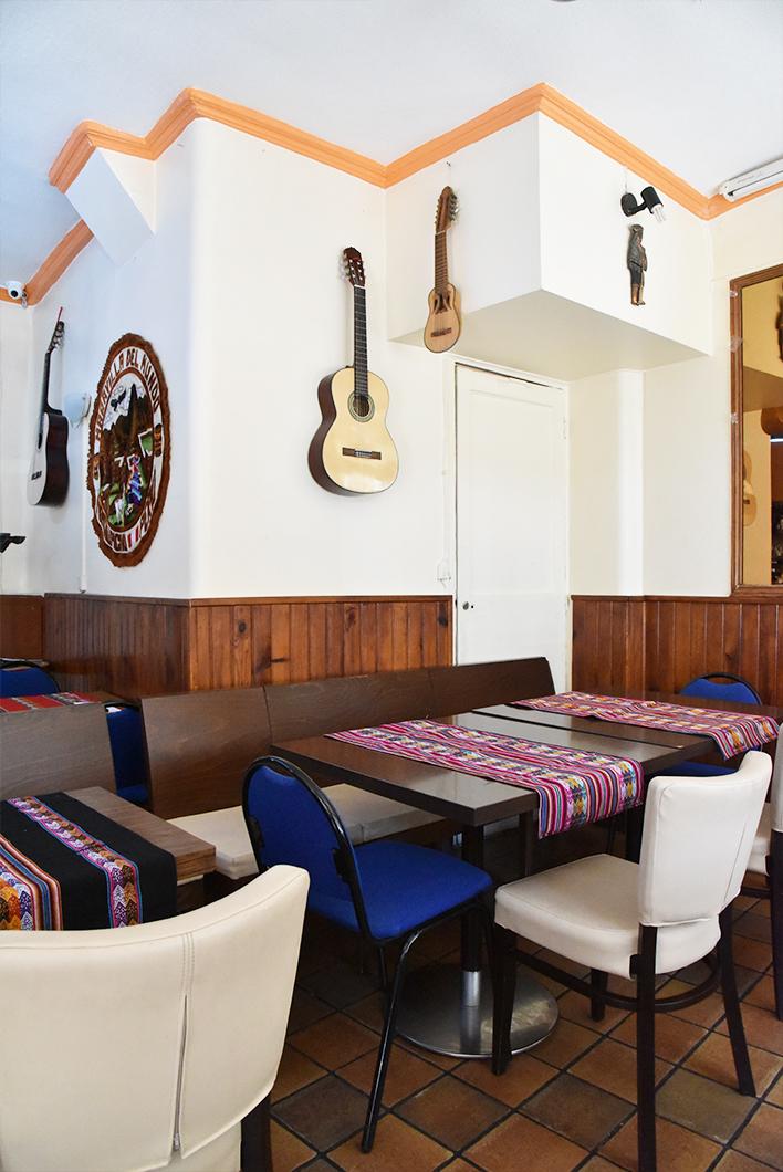 Candela Caliente restaurant péruvien à Paris