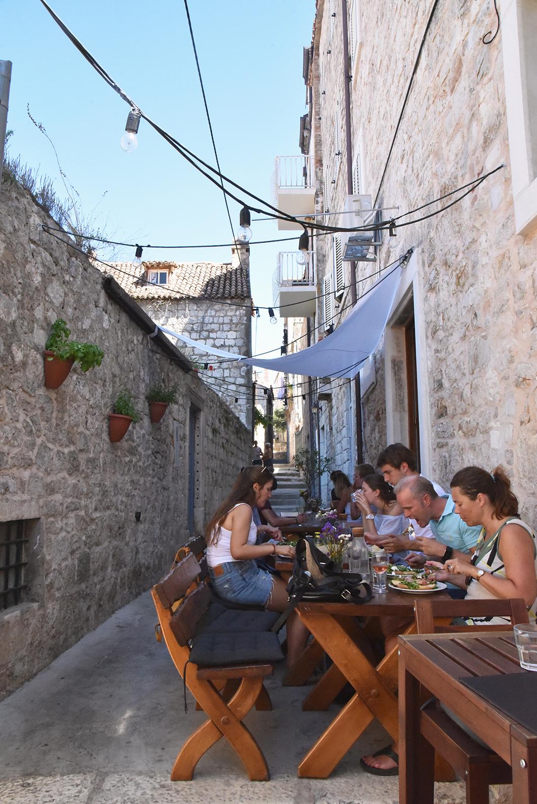 Fig cafe - Hvar - Croatie