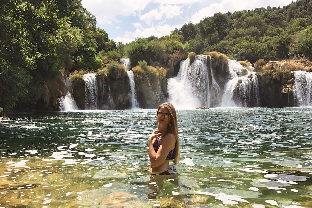 Parc de Krka - Croatie