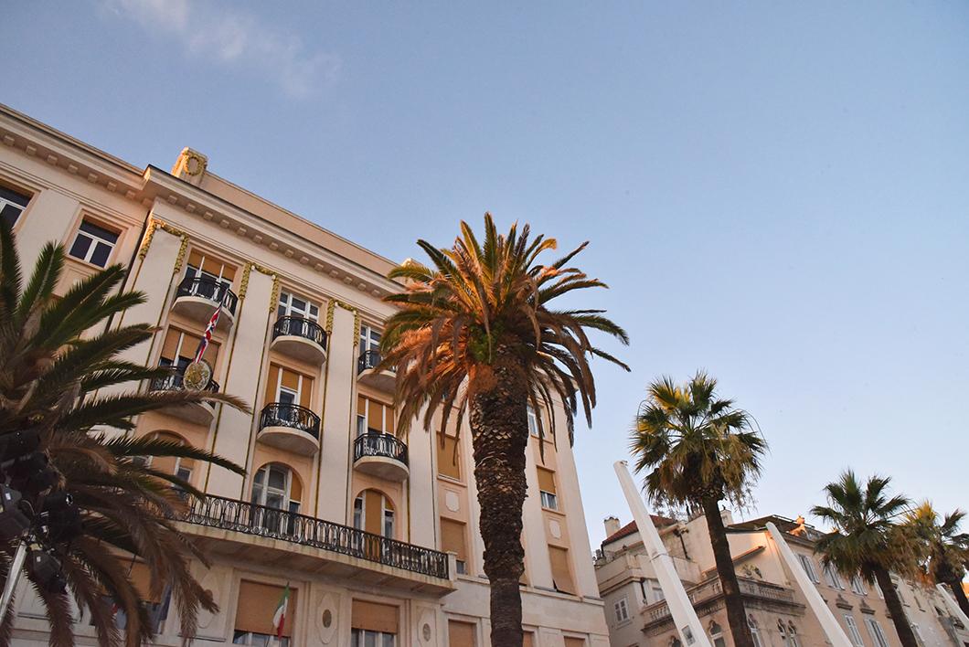 Que visiter à Split ? - La Riva - Croatie